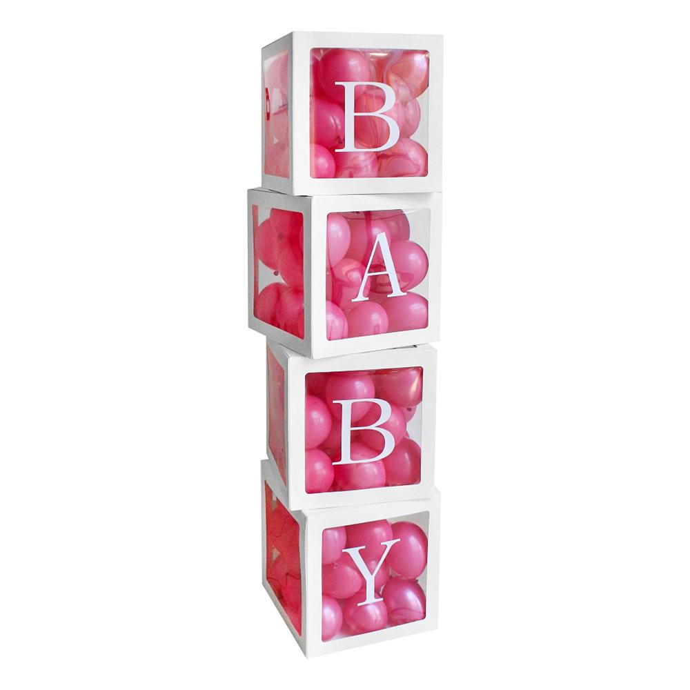 Ballongboxar Baby