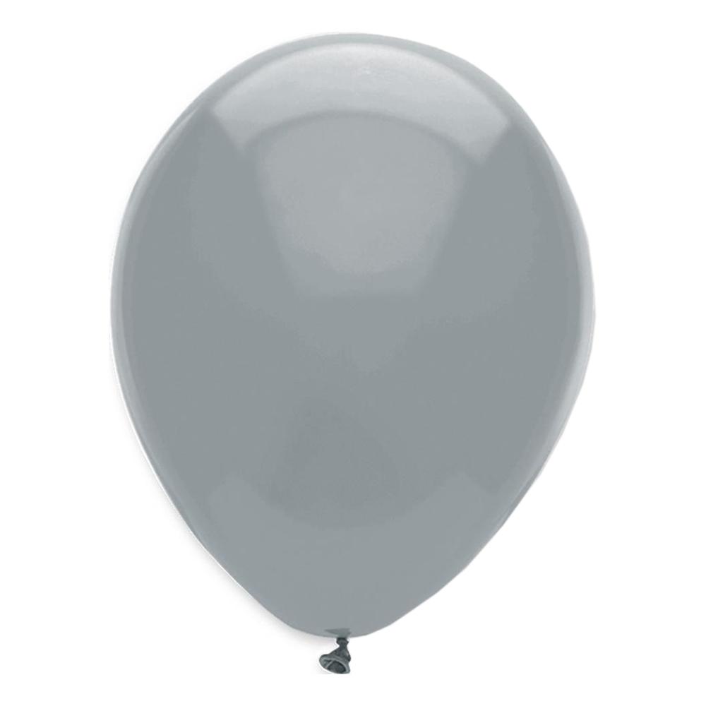 Ballonger Grå - 10-pack