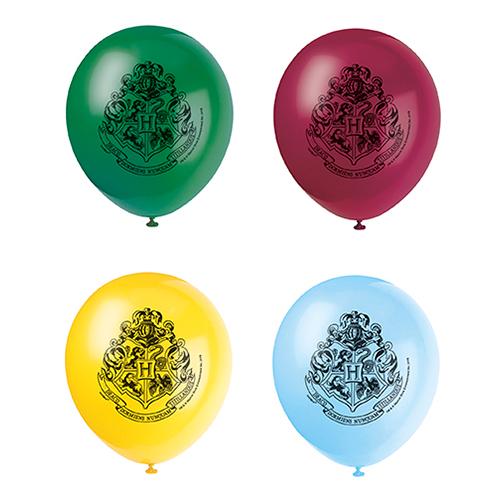 Ballonger Harry Potter Flerfärgade - 8-pack
