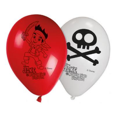 Ballonger Jake och Piraterna - 8-pack