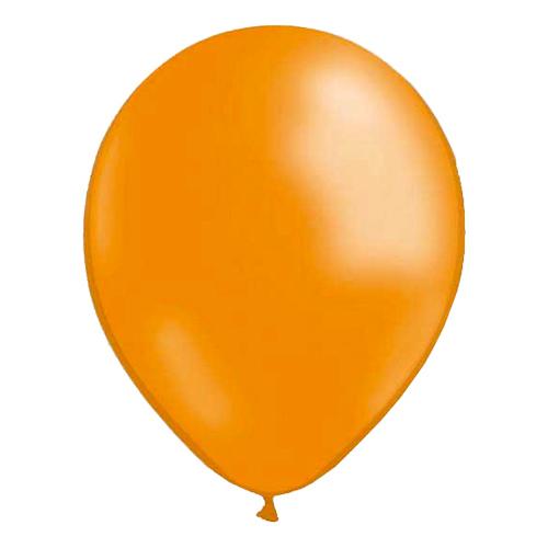 Ballonger Metallic Mandarin - 10-pack