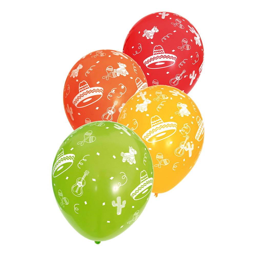 Ballonger Mexican Party - 6-pack