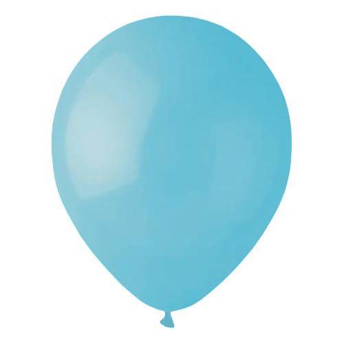 Ballonger Pastellblå - 10-pack
