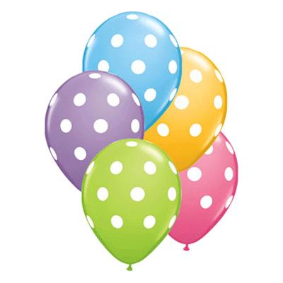 Ballonger Prickiga - 10-pack