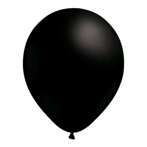 Ballonger Svarta - 10-pack