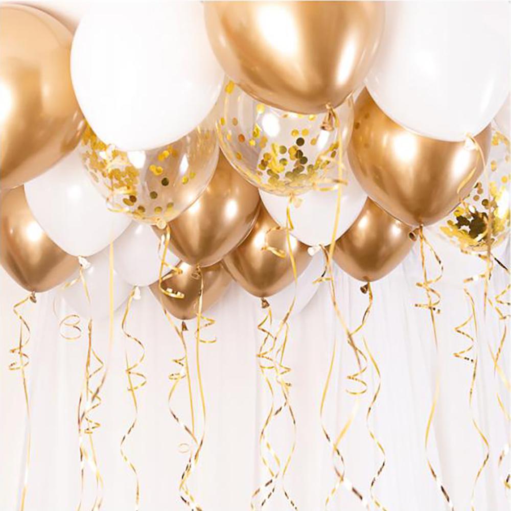 Takballonger Guld