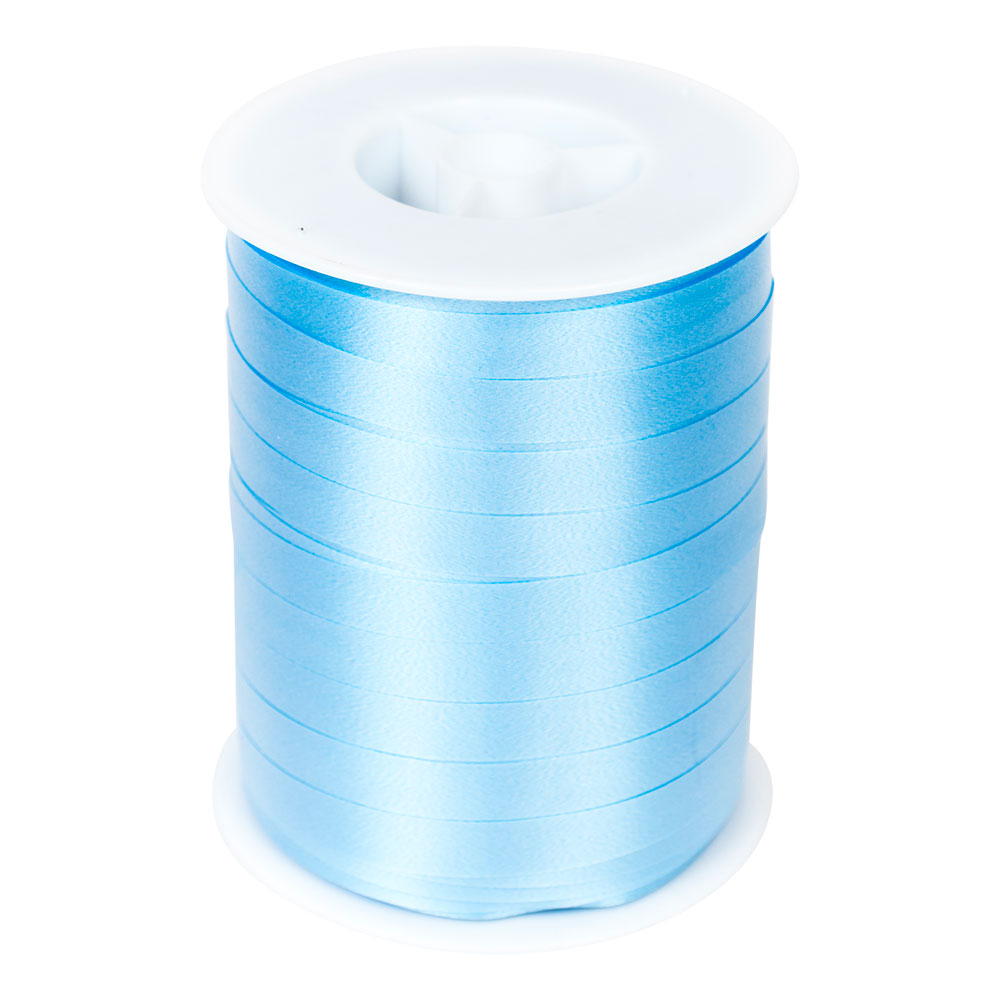 Ballongsnöre Ljusblå - 250m * 10mm