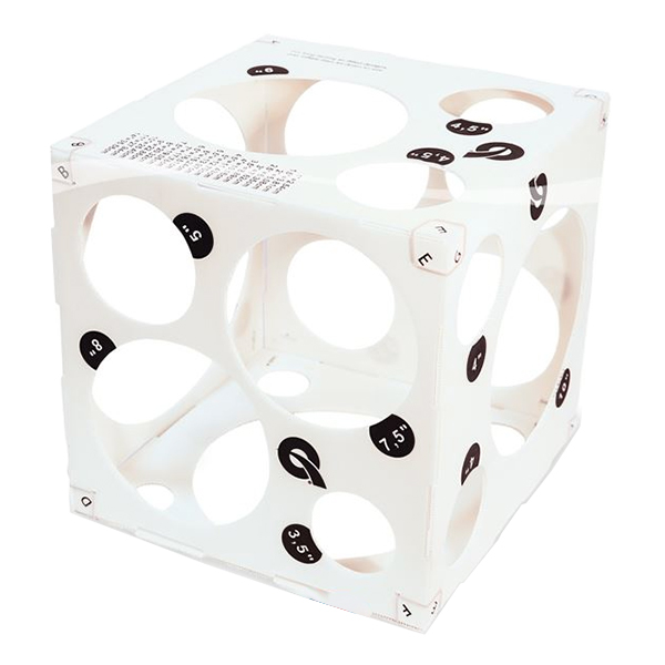 Balloon Sizer Box