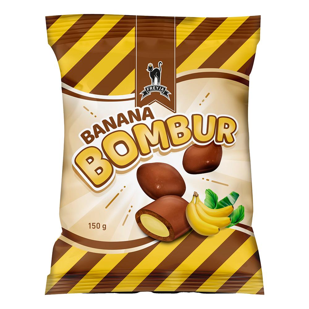 Banana Bombur - 150 g