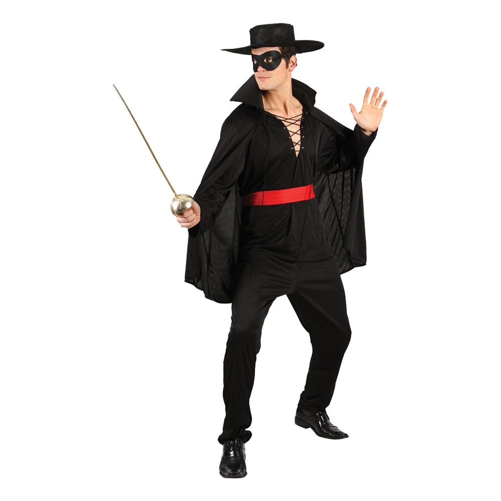 Bandit Maskeraddräkt - Large