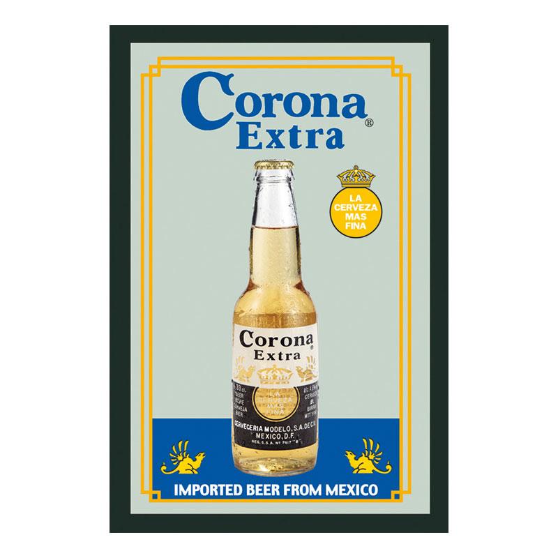Barspegel Corona