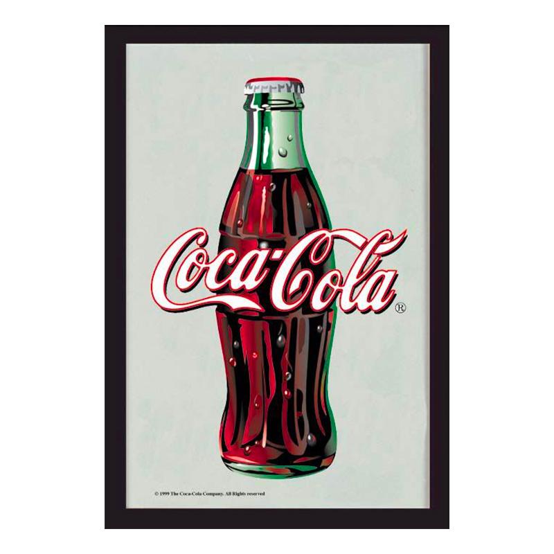 Bartavla Coca-Cola Spegel