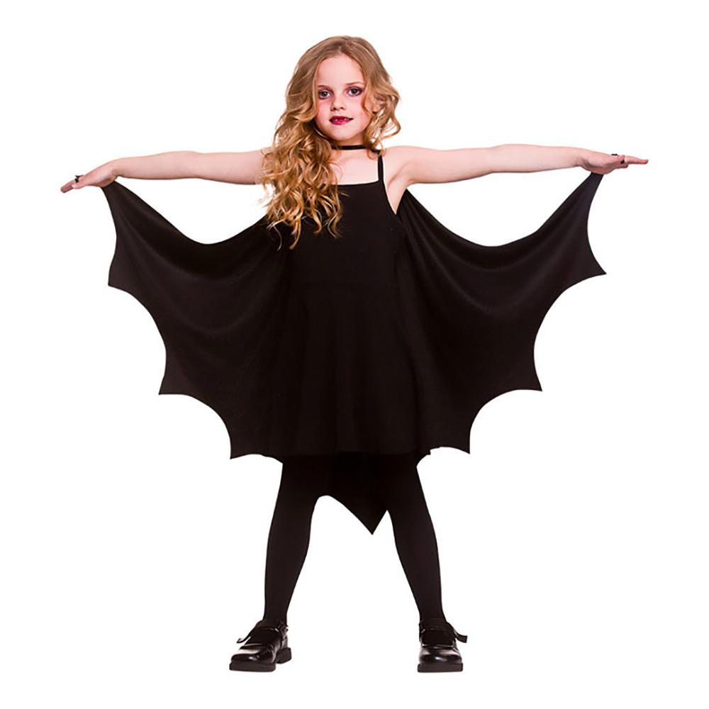 Bat Cape för Barn - One size