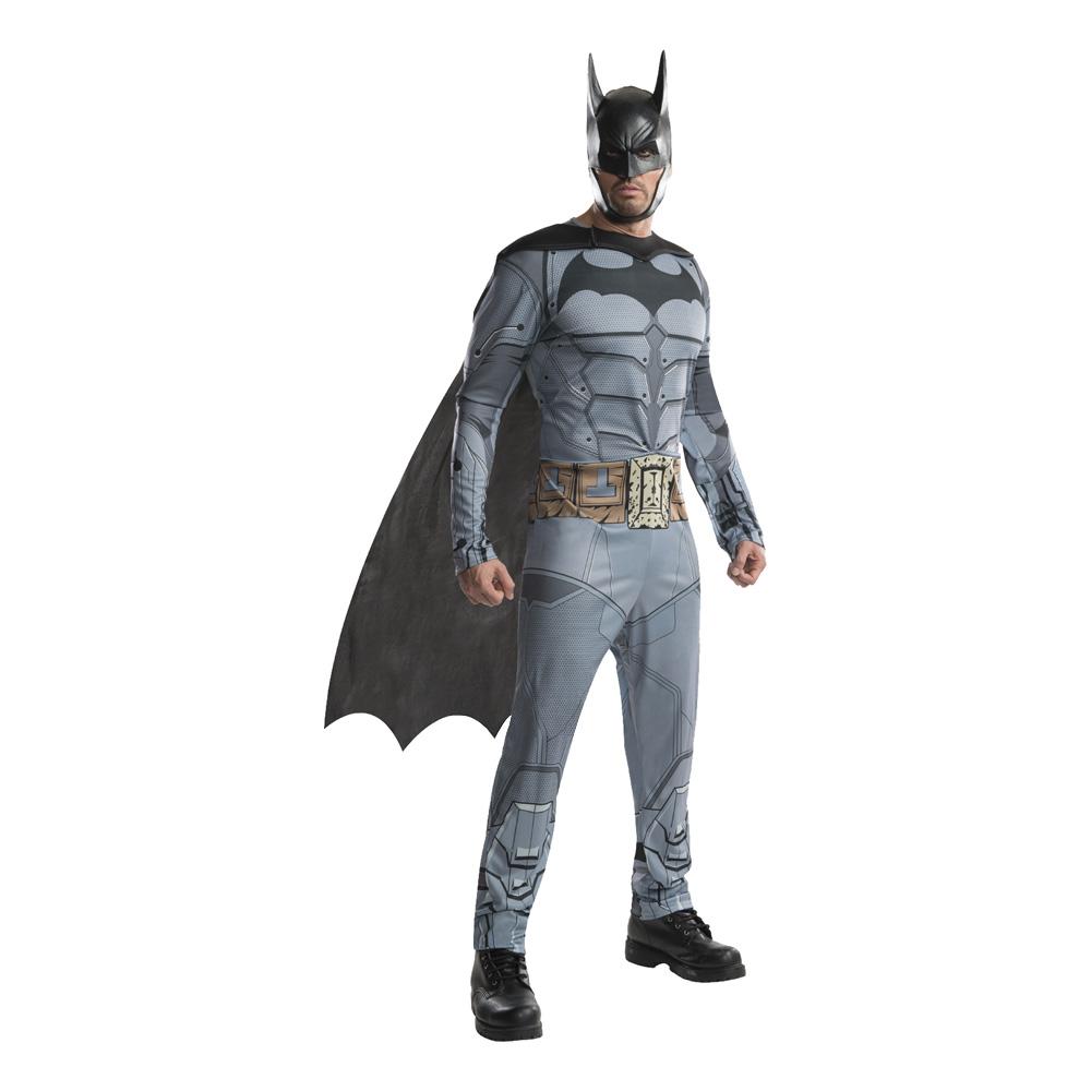 Batman Arkham Maskeraddräkt - Small