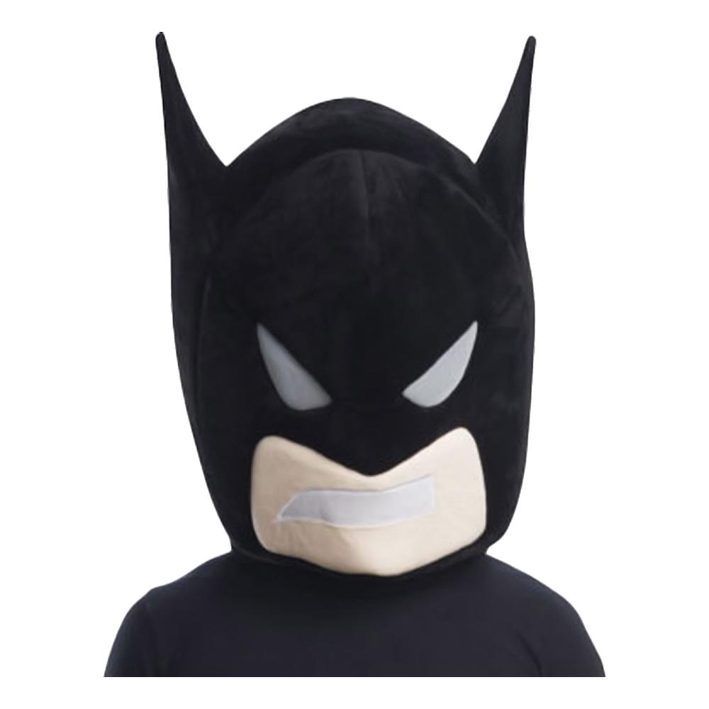 Batman Maskothuvud - One size