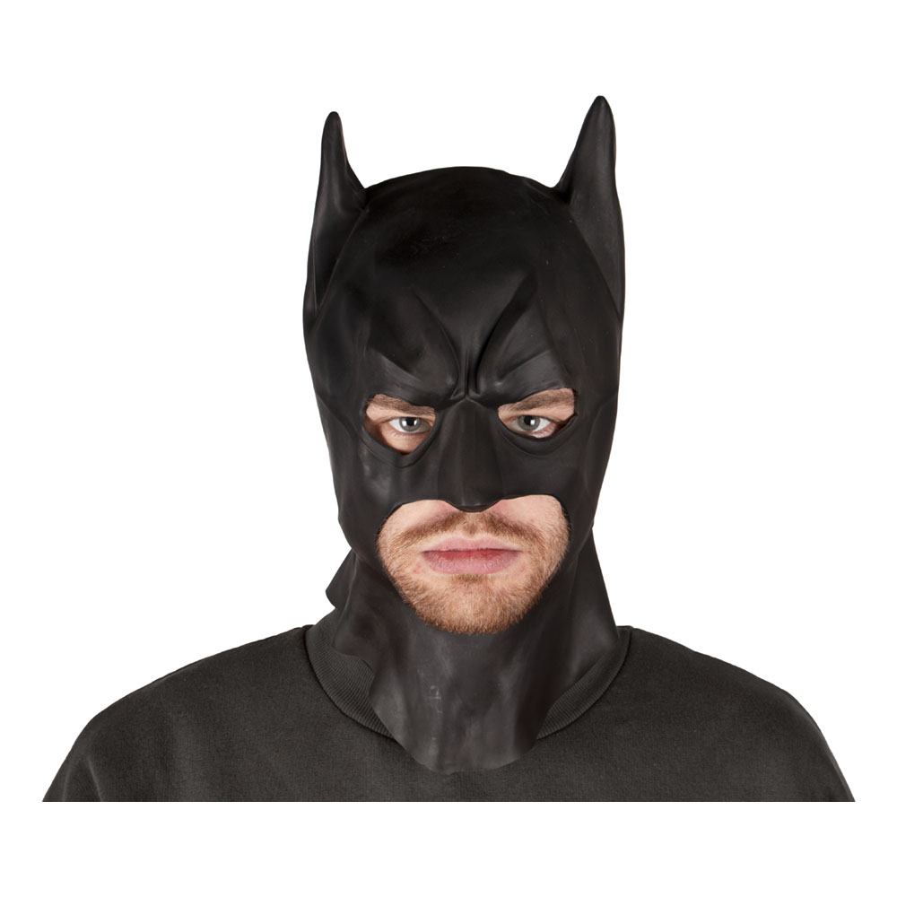 Batman The Dark Knight Rises Latexmask - One size