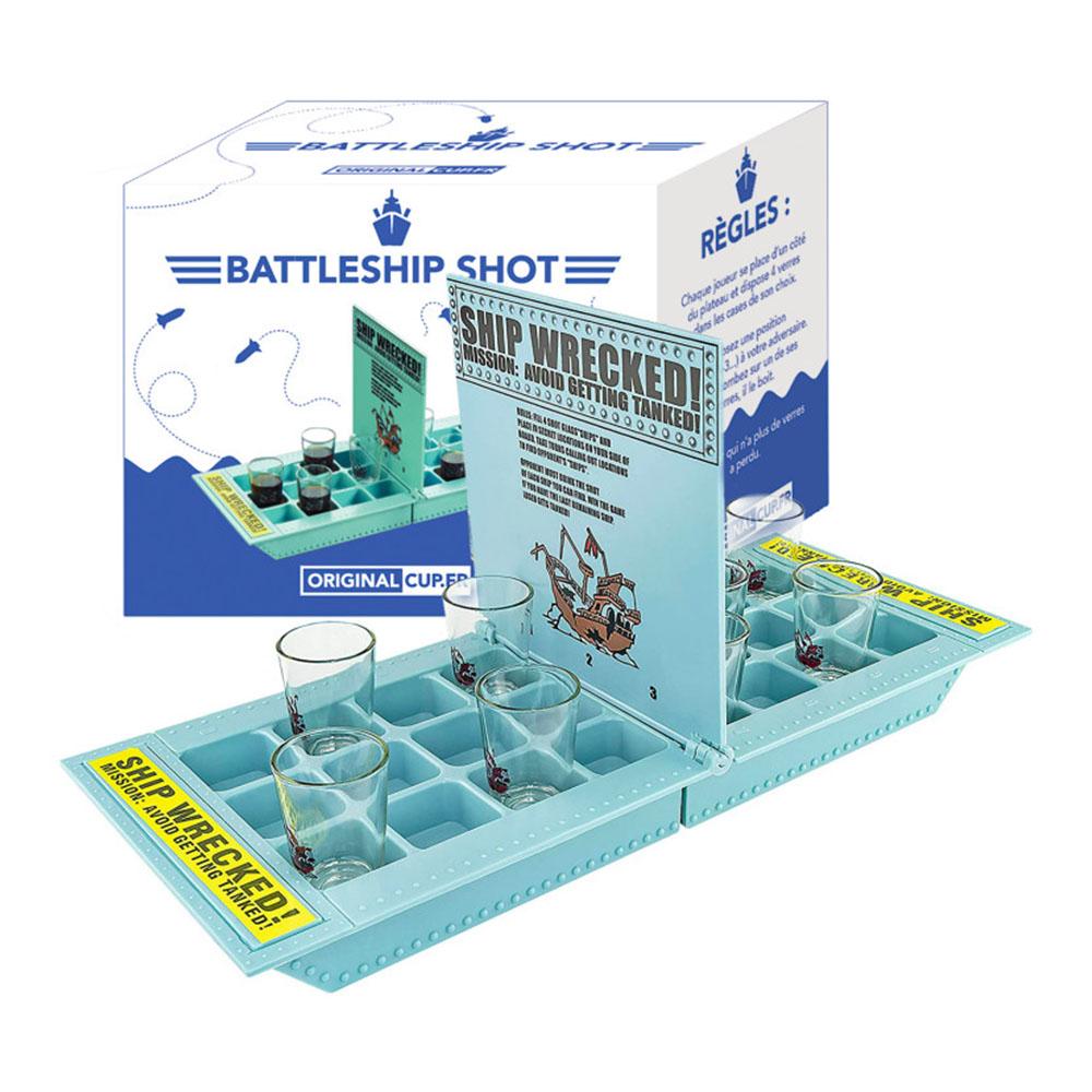 Battle Ship Shot Drickspel