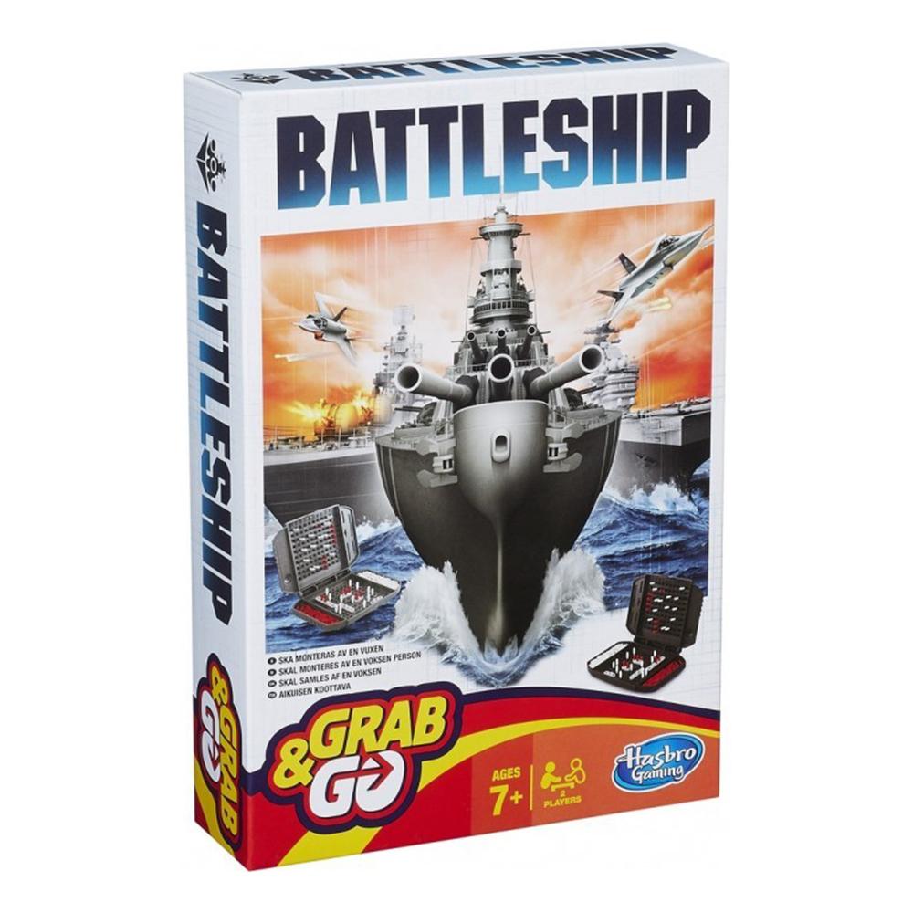 Battleship Grab & Go Resespel