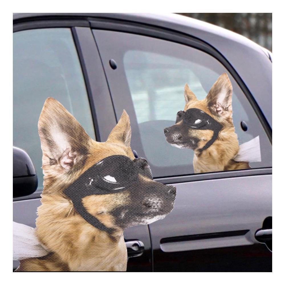 Bildekal Hund