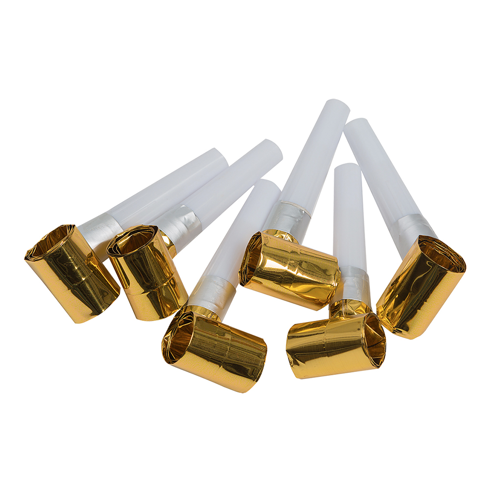 Blåsormar Guld - 6-pack