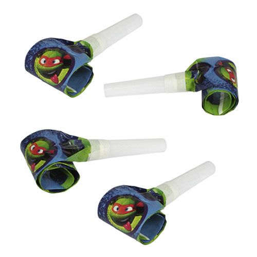 Ninja - Blåsormar Ninja Turtles - 6-pack