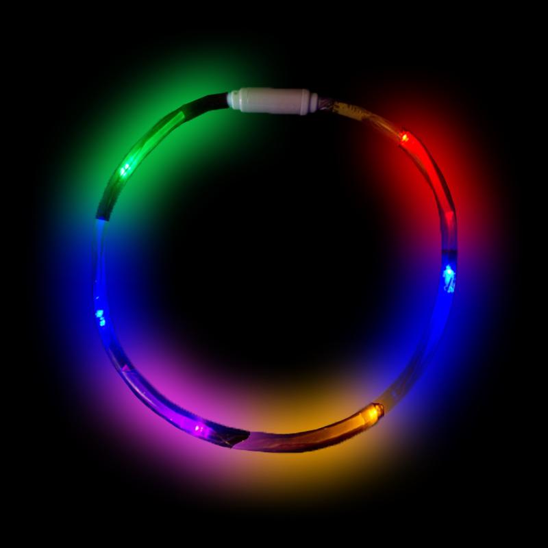 Blinkande Halsband