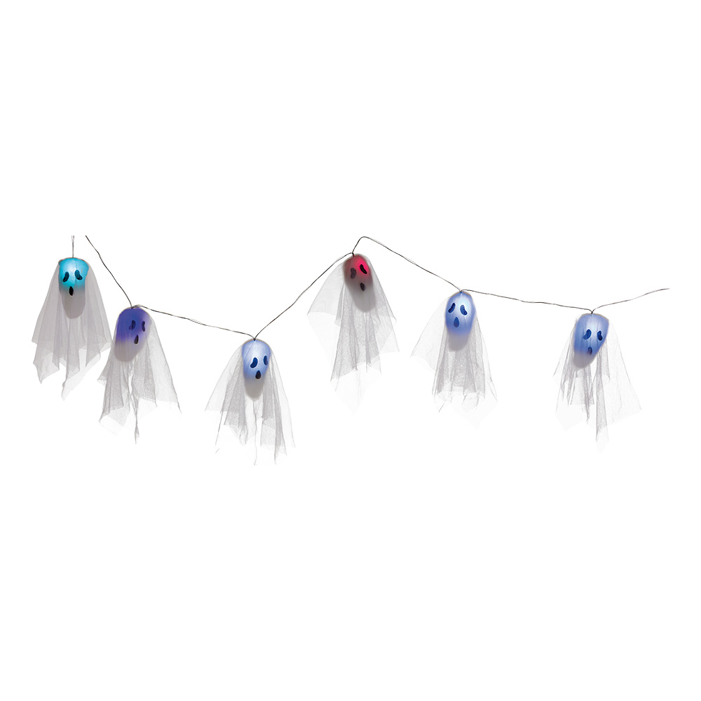 Blinkande Ljusslinga Spöken