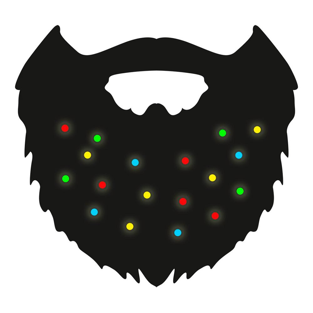 Blinky Beard Skägglampor