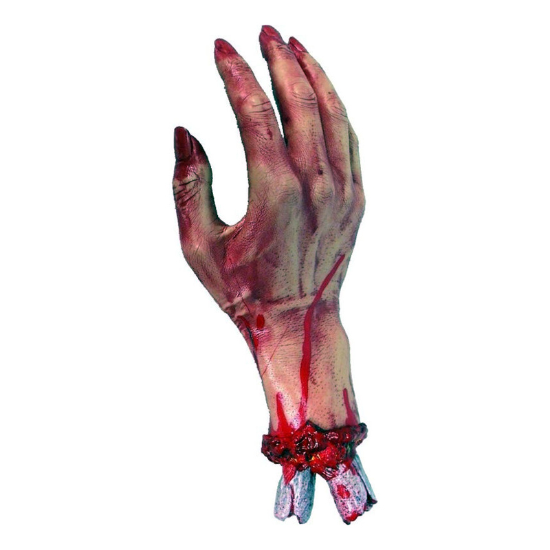 Blodig Hand Prop