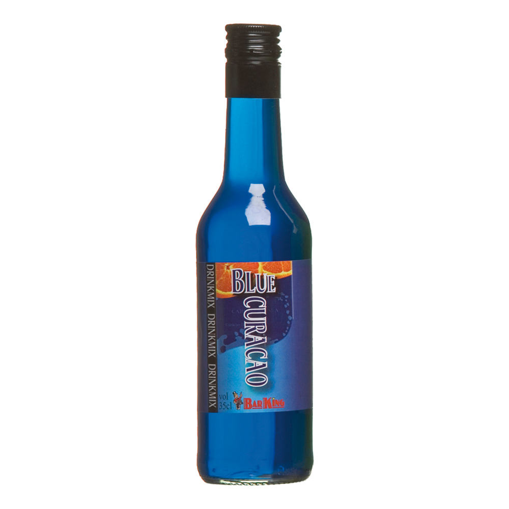 BarKing Blue Curacao - 35 cl