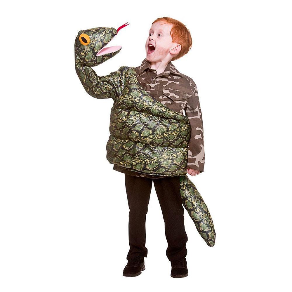 Utklädningsdräkter - Boaorm Barn Maskeraddräkt - One size