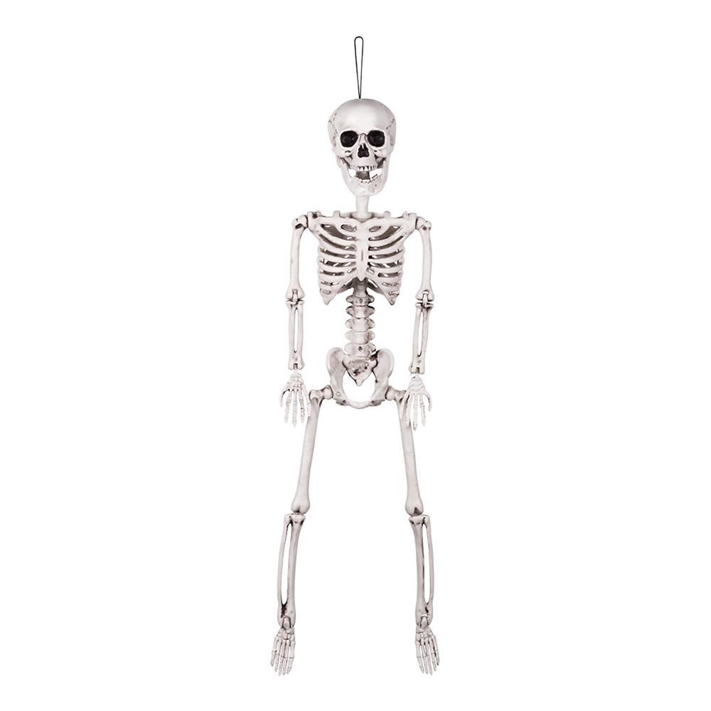 Böjbart Skelett Hängande Prop - 60 cm