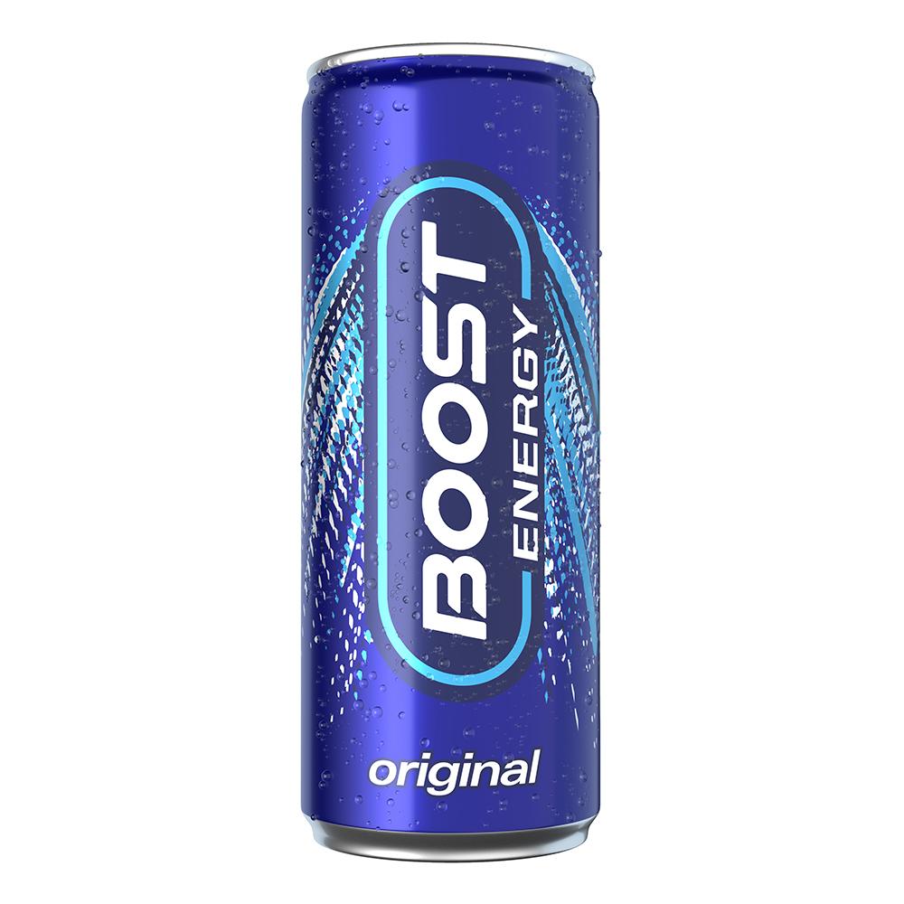 Boost Energy Energidryck - 1-pack