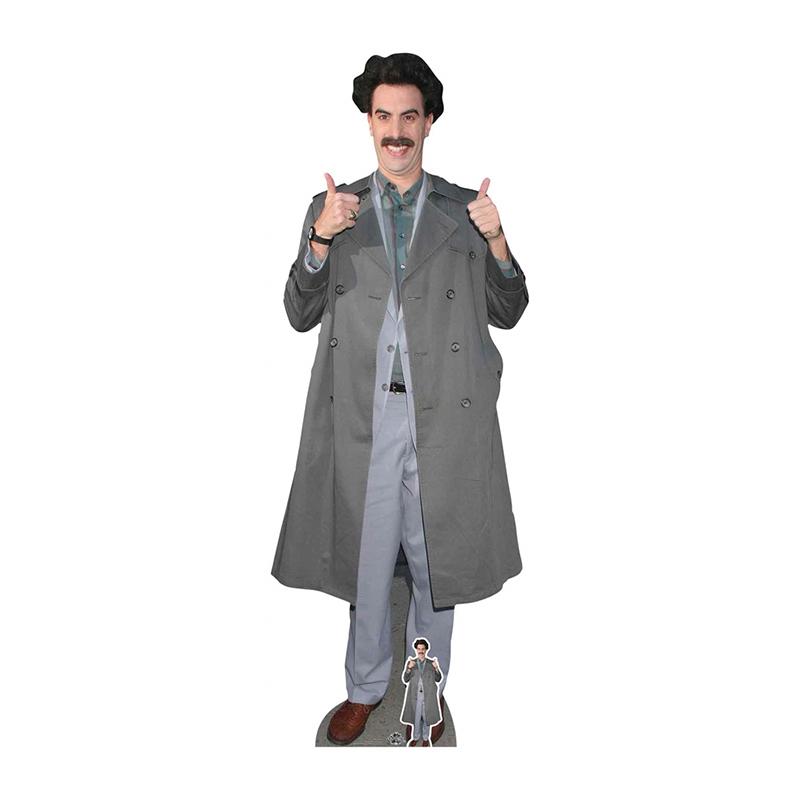 Borat Kartongfigur