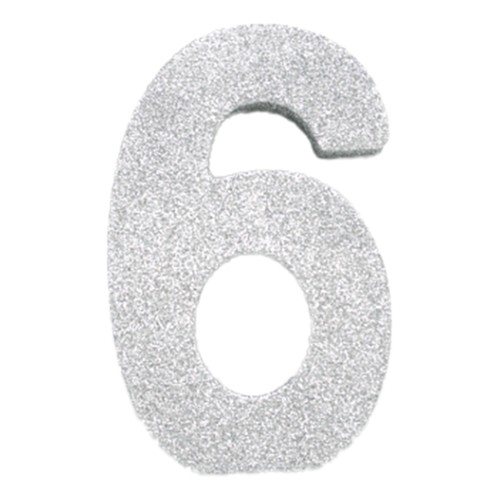 Bordsdekoration Siffra Silver - Siffra 6