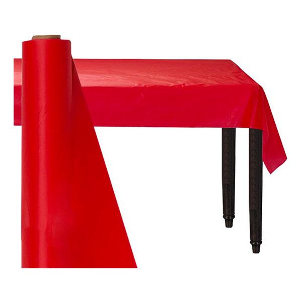 Bordsduk på Rulle Röd