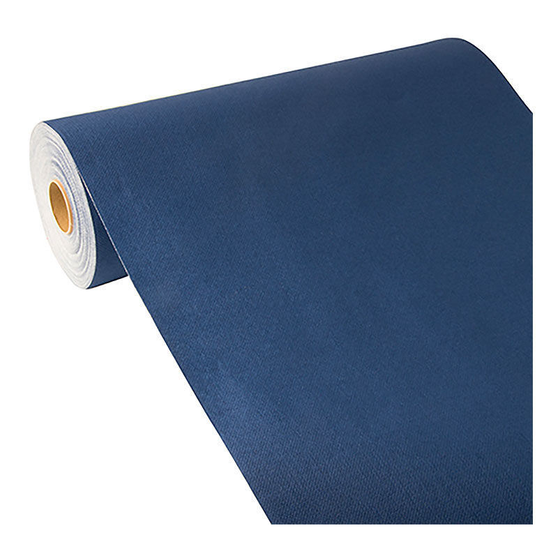 Bordslöpare Royal Collection Mörkblå på Rulle
