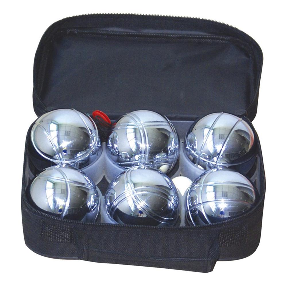 Bouleset i Metall - 6-pack