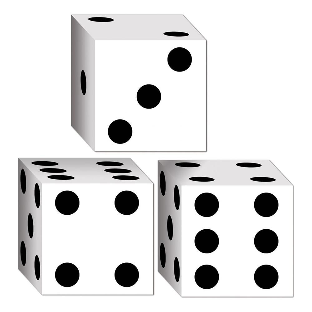 Boxar Tärningar - 3-pack