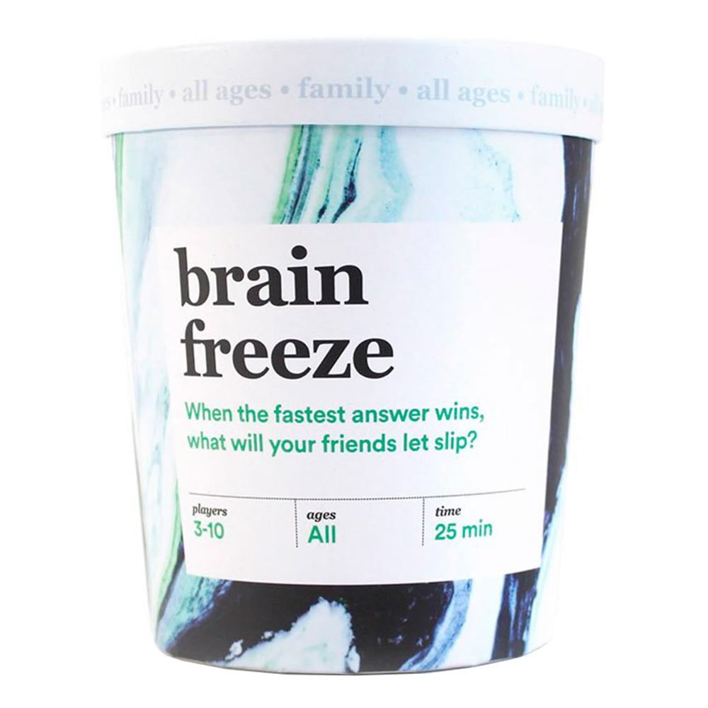 Brain Freeze Family Spel