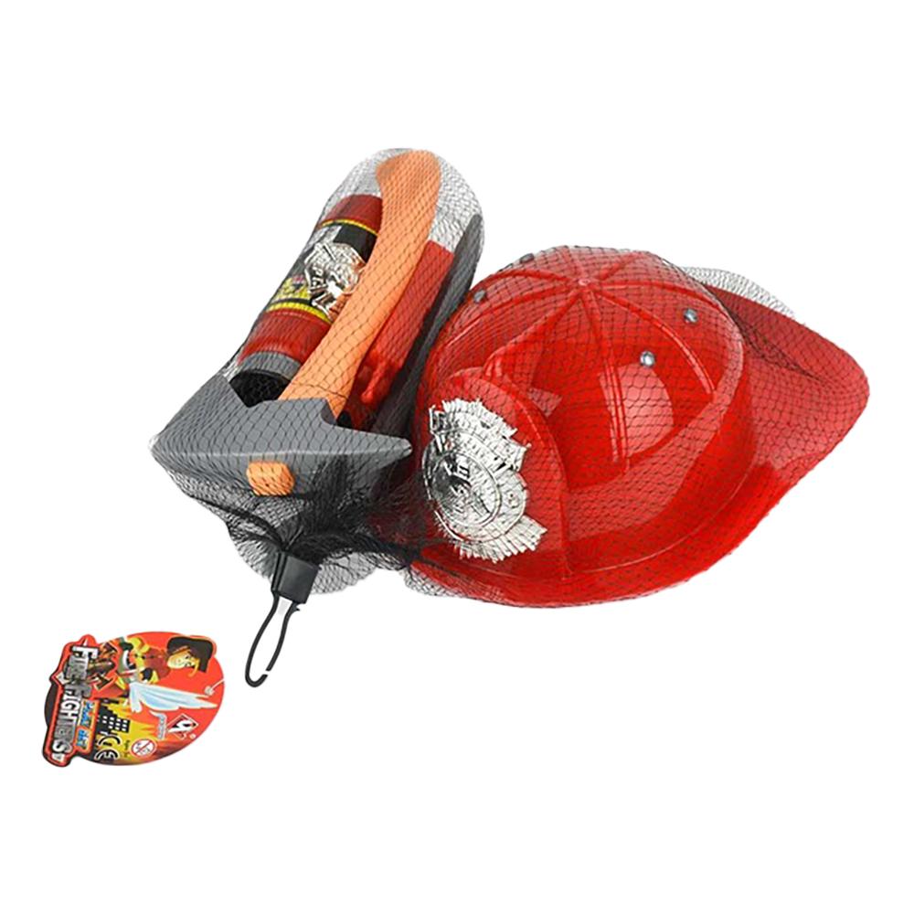 Brandmanskit för Barn