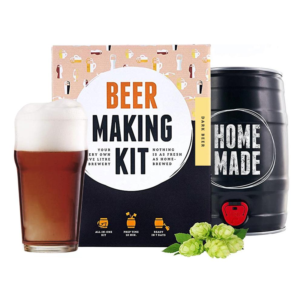 Brewbarrel Brygg Ditt Eget Öl - Mörk Öl