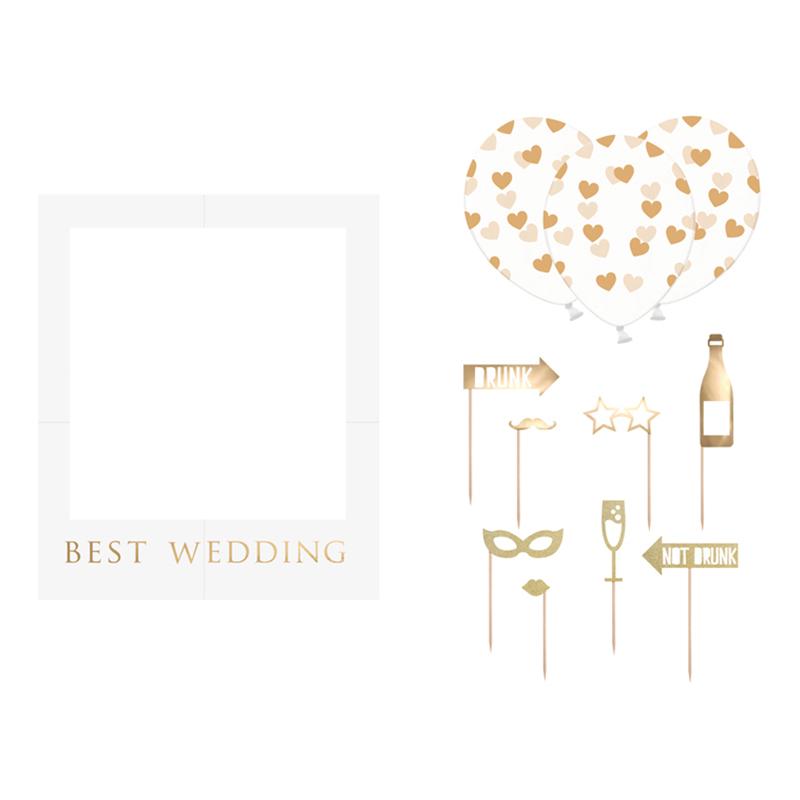 Bröllop Fotokit