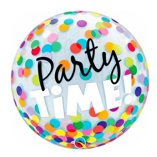 Bubbelballong Partytime