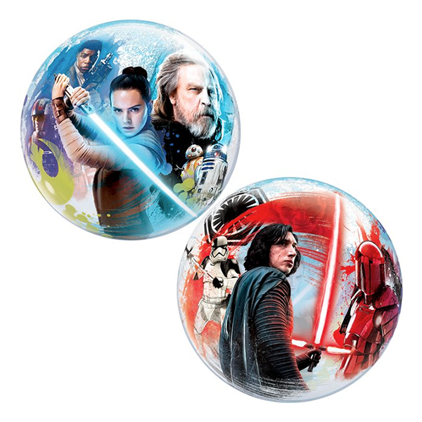 Bubbelballong Star Wars - 1-pack