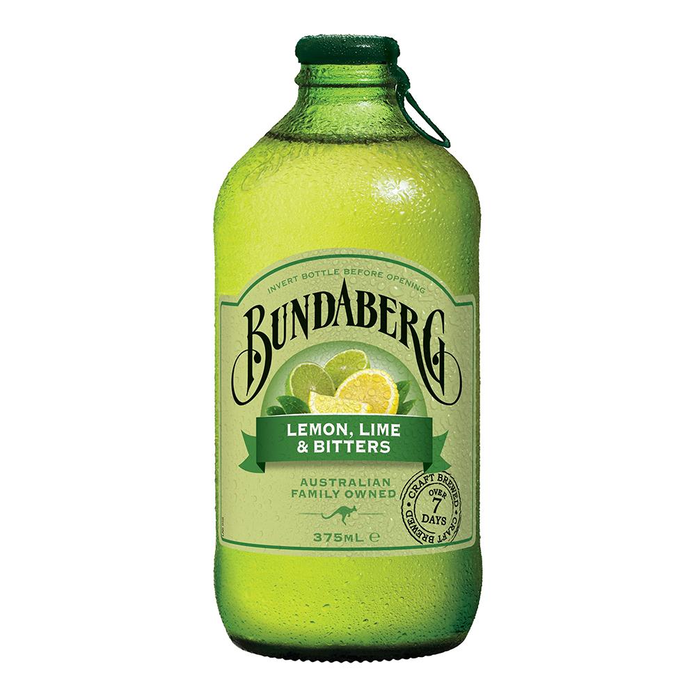 Bundaberg Lemon Lime & Bitters - 12-pack