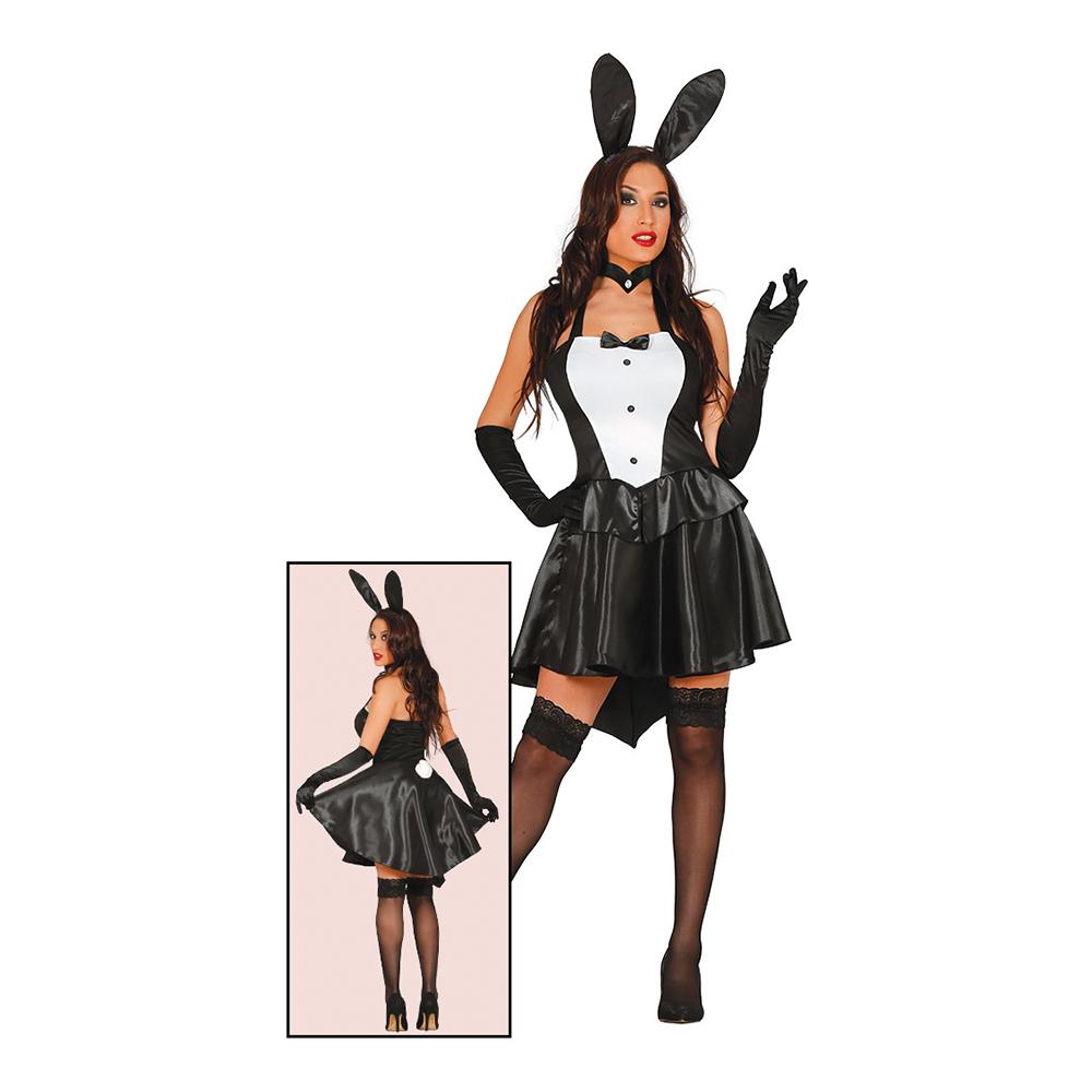 Bunny Budget Maskeraddräkt - Medium
