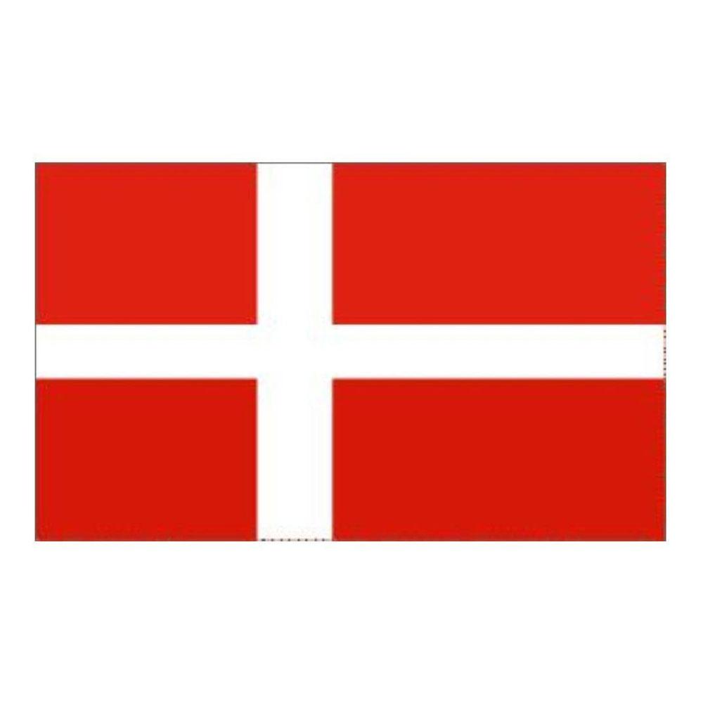 Cape Danska Flaggan - One size |  | Partyoutlet