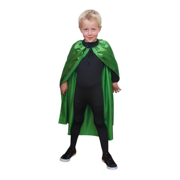 Cape för Barn - Grön