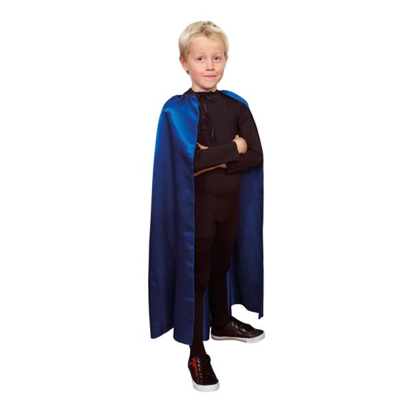 Cape för Barn - Blå
